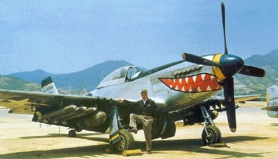 Plane Shark Mouth WW2 http://answers.yahoo.com/question/index?qid=20070508093913AAkKTXR